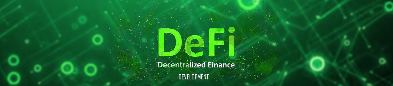 Decentralized Finance (DeFi) Software Developer in Mau