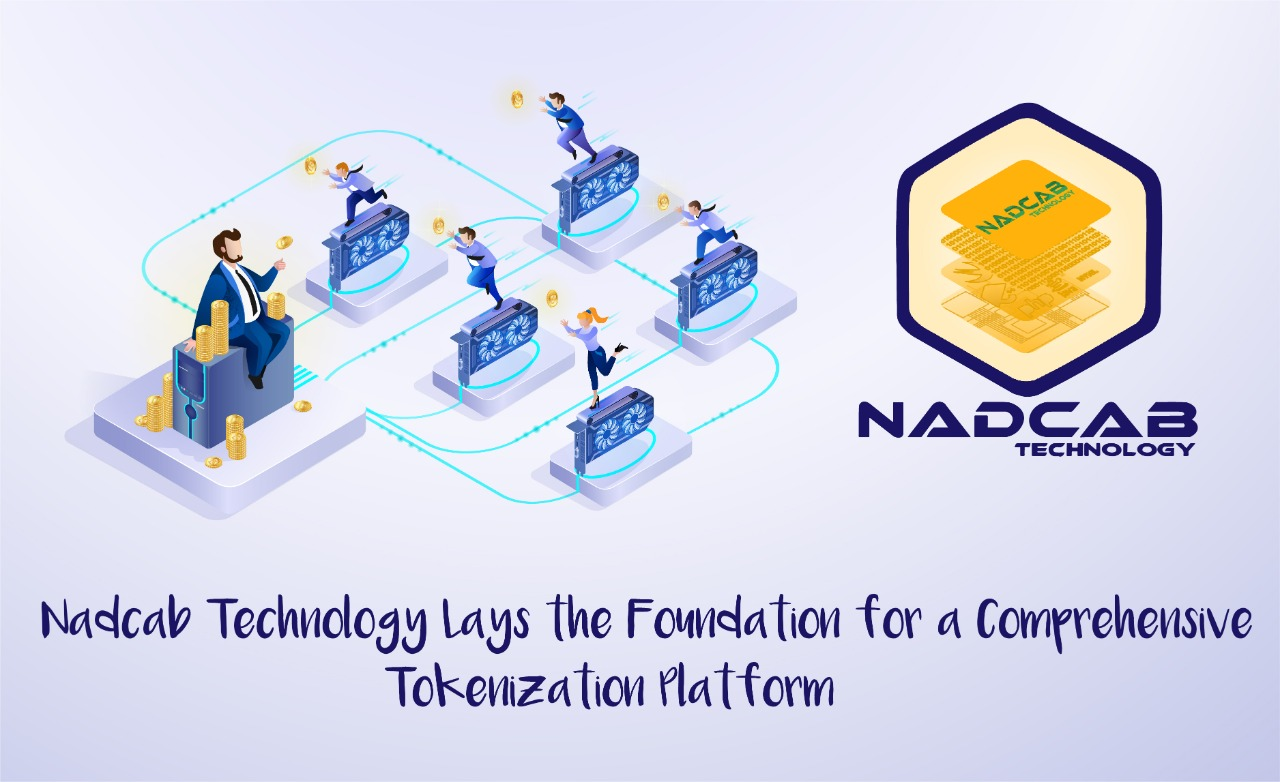 nadcab-technology-launches-tokenization-platform